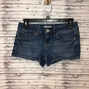 Size 3 SO Low Rise Shorts
